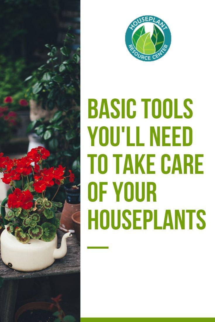 Houseplant Tools - Houseplant Resource Center