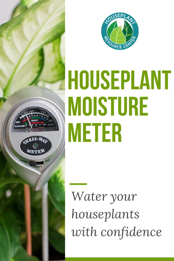 Houseplant Moisture Meter
