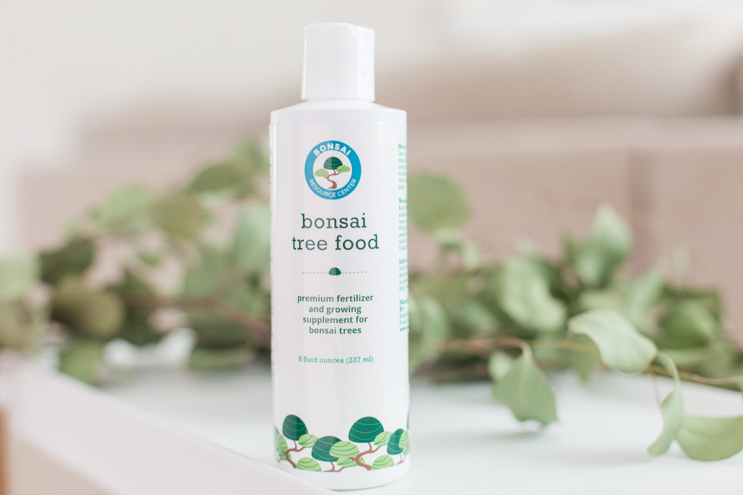 We created Bonsai Tree Food to support your bonsai plant health and root system. It is designed to be used every single time you water.